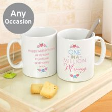 Personalised One in a Million Mug P0805F21